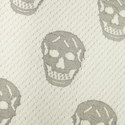Jacquard Skull Scarf, ${color}