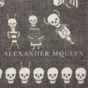 Voodoo Skull Scarf, ${color}
