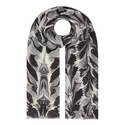 Marble Print Scarf, ${color}