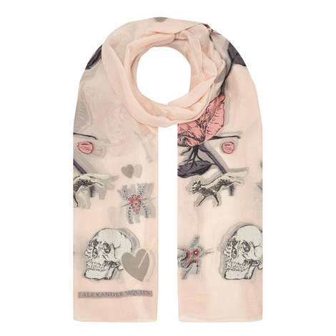 Thorn In My Heart Scarf, ${color}
