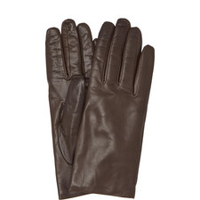Giallo Leather Gloves