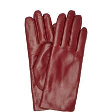 Giallo Leather Gloves