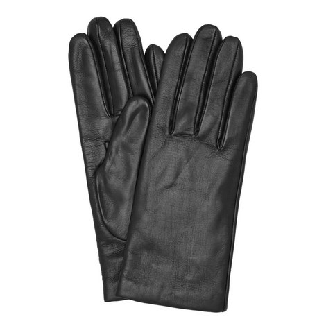Giallo Leather Gloves, ${color}