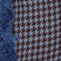 Nomadic Houndstooth Scarf, ${color}