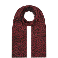 Florence Leopard Print Scarf