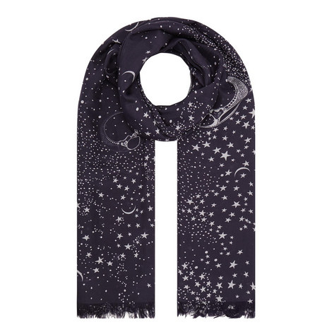 Lucia Star Scarf , ${color}
