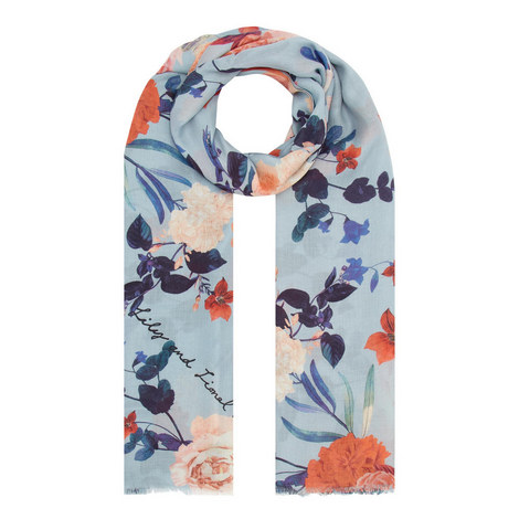 Botanical Scarf, ${color}
