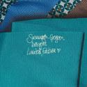 Print Silk Scarf, ${color}