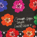 Flower Silk Scarf, ${color}
