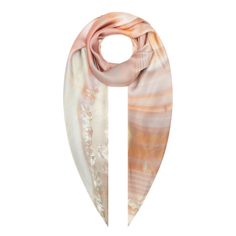 Oyster Agate Scarf Large, ${color}