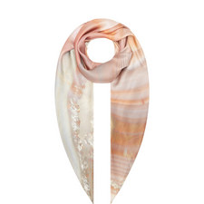 Oyster Agate Scarf Large