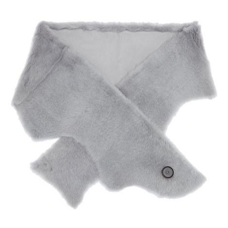 Cashmere Touch Button Scarf, ${color}