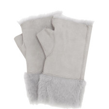 Reversible Fingerless Cuffs