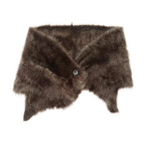Foxy Toscana Button Shrug, ${color}