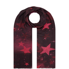 Night Sky Print Scarf