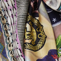 Love Silk Scarf, ${color}