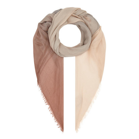Wave Cashmere Scarf, ${color}