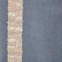Chenille Stripe Trim Scarf, ${color}
