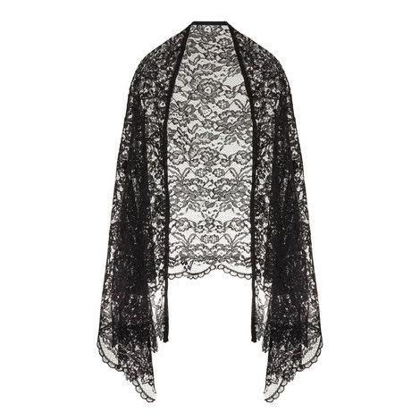 Riviera Lace Stole, ${color}