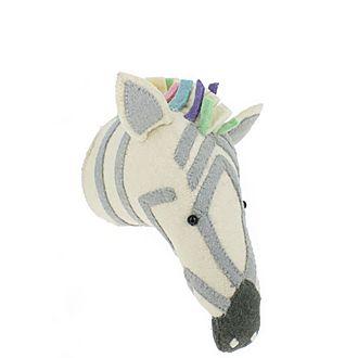 Decorative Pastel Zebra