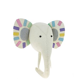 Decorative Pastel Elephant