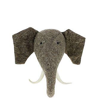 Decorative Elephant Head
