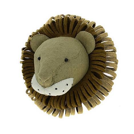Decorative Lion Head, ${color}