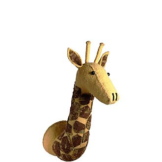 Decorative Giraffe Head