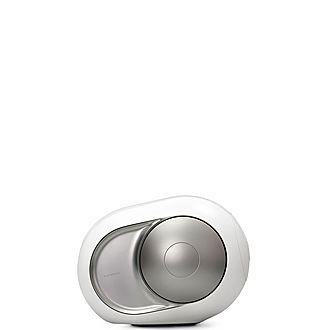 Silver Phantom Premier Speaker
