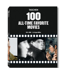 100 All-Time Favourite Movies Book