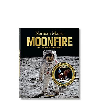 Norman Mailer's Moonfire: The Epic Journey of Apollo 11 Book