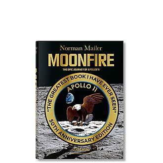 Norman Mailer's 'MoonFire: The Epic Journey of Apollo 11' 50th Anniversary Edition