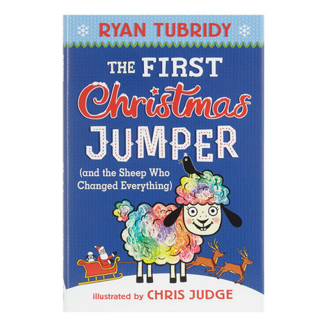 First Christmas Jumper Book, ${color}