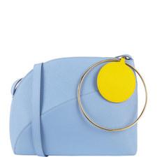 Eartha Medium Delphinium Handbag