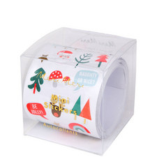 Christmas Mini Stickers Roll