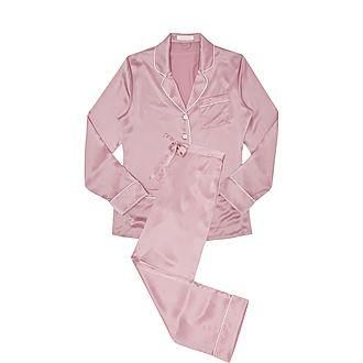 Coco Lust Silk Pyjamas