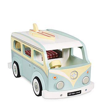 Holiday Camper Van
