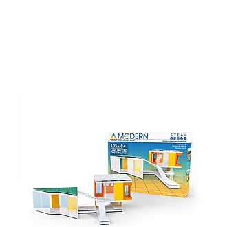 Arckit Mini Modern Colours 2.0 105-Piece Architectural Modelling Kit