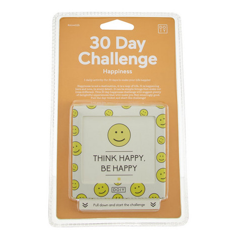 Happiness 30 Day Challenge, ${color}