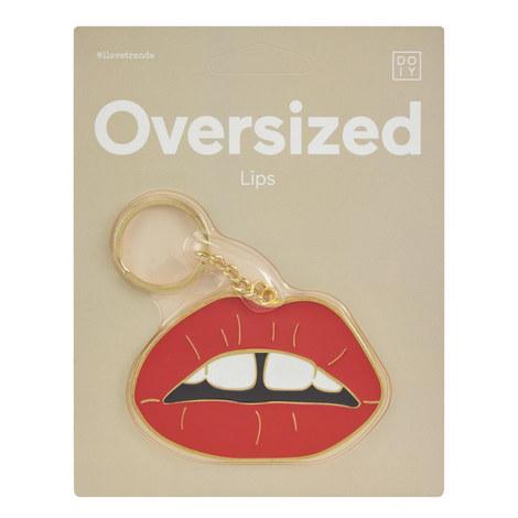 Lips Keyring, ${color}