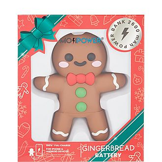 Gingerbread Mobile Phone Battery Charger