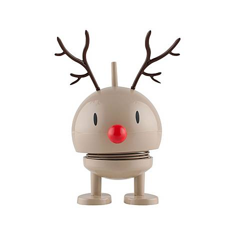 Small Reindeer Bumble Ornament, ${color}