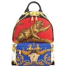 Signature Print Palazzo Backpack