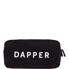 Dapper Print Wash Bag