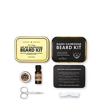 Ho Ho Handsome Beard Kit