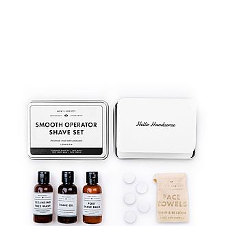 Smooth Operator Shave Set