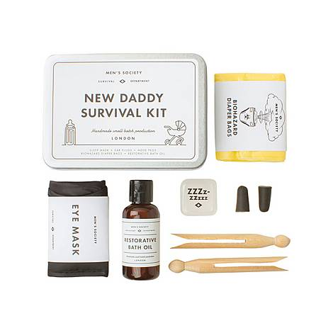 New Daddy Survival Kit, ${color}