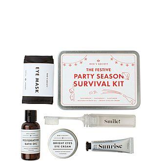 Festive Party Season Survival Kit