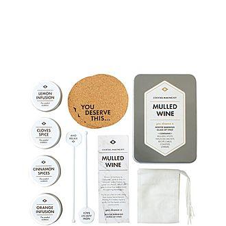 Mulled Wine Cocktail-Making Kit