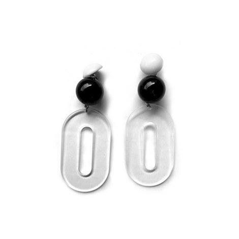 Hoop Earrings, ${color}